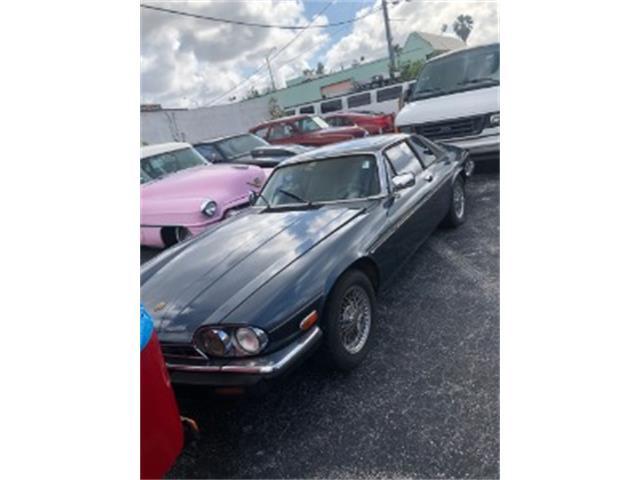 1989 Jaguar XJ