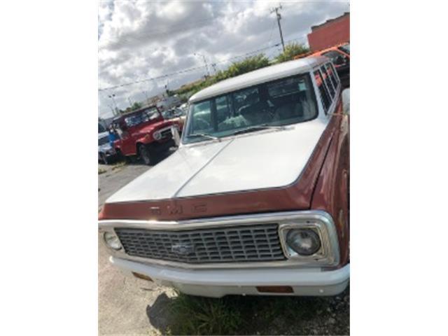1972 GMC Custom (CC-1337688) for sale in Miami, Florida
