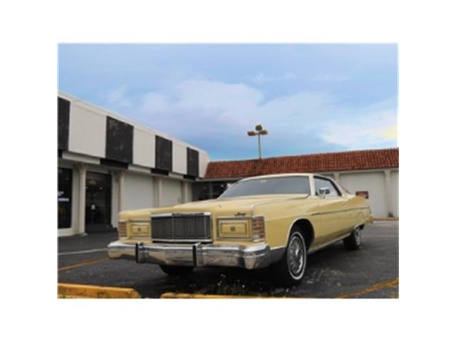 1978 Mercury Marquis (CC-1337689) for sale in Miami, Florida