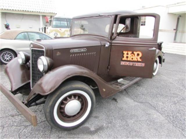 1936 International Street Rod (CC-1337693) for sale in Miami, Florida