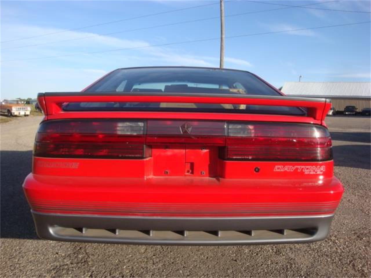 1989 Dodge Daytona (CC-1330771) for sale in Milbank, South Dakota