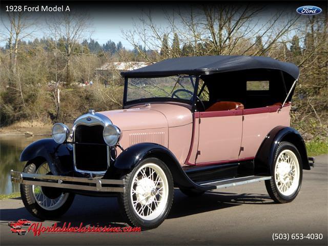1928 Ford Model A (CC-1337710) for sale in Gladstone, Oregon