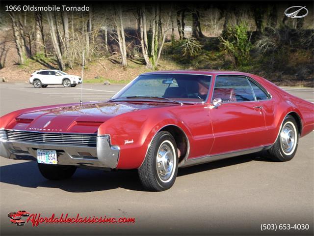 1966 Oldsmobile Toronado (CC-1337717) for sale in Gladstone, Oregon