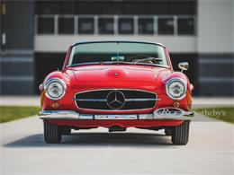 1955 Mercedes-Benz 190SL (CC-1337719) for sale in Elkhart, Indiana