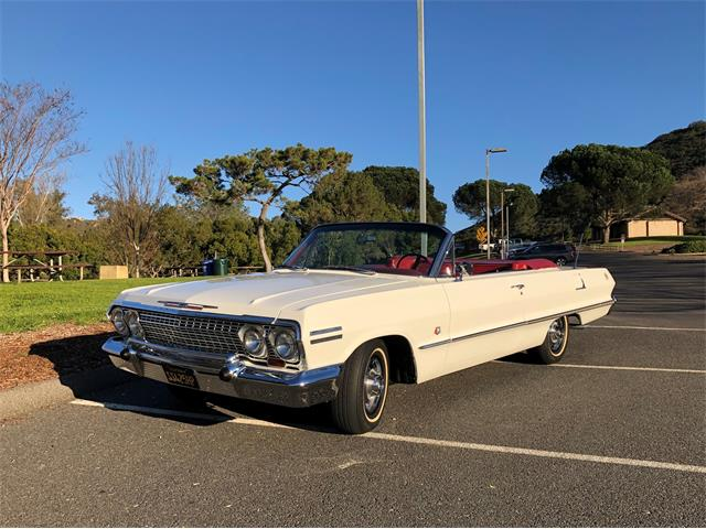 1963 Chevrolet Impala SS (CC-1330772) for sale in Poway, California