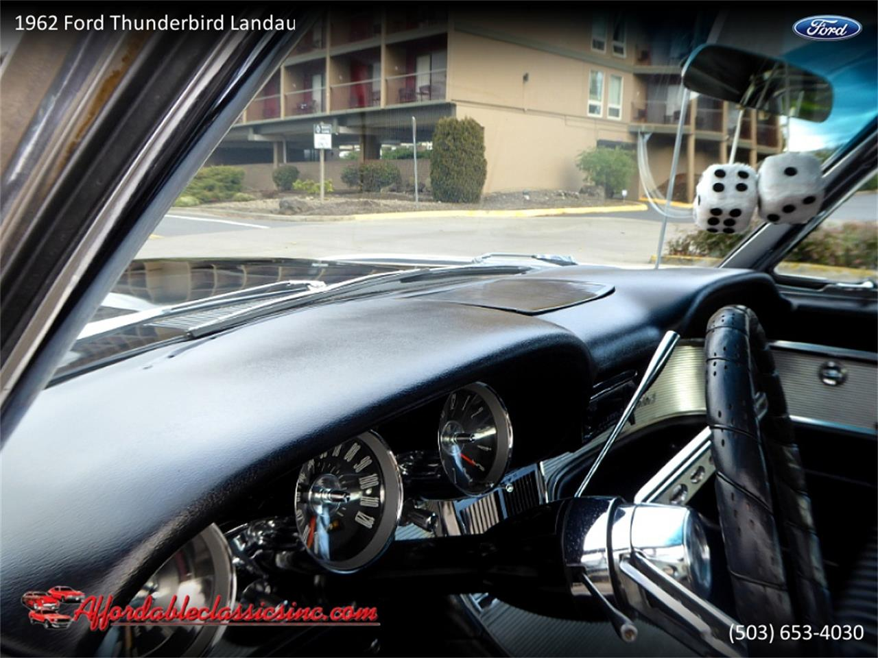 1962 Ford Thunderbird (CC-1337725) for sale in Gladstone, Oregon