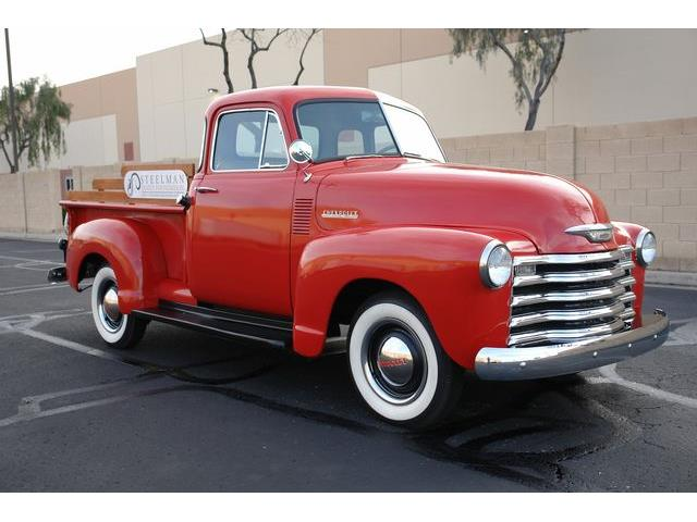1952 Chevrolet 3100 (CC-1337726) for sale in Phoenix, Arizona