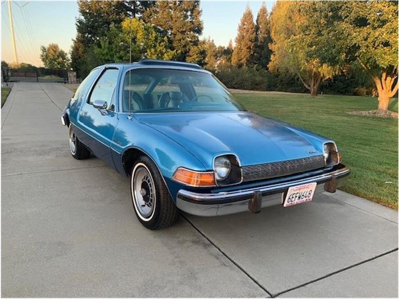 1975 AMC Pacer (CC-1337738) for sale in Roseville, California