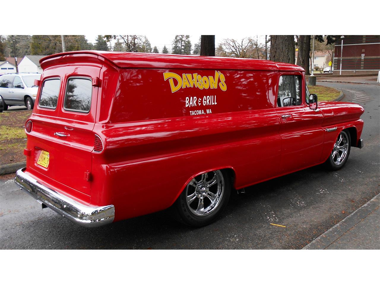 1960 Chevrolet Panel Delivery (CC-1330774) for sale in Tacoma, Washington