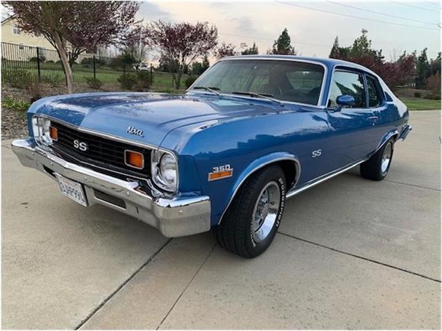 1973 Chevrolet Nova (CC-1337740) for sale in Roseville, California