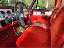 1979 Chevrolet Silverado (CC-1337741) for sale in Roseville, California