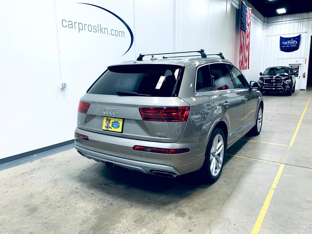 2017 Audi Q7 (CC-1337748) for sale in Mooresville, North Carolina