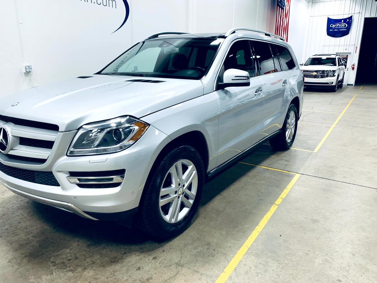 2016 Mercedes-Benz GL-Class (CC-1337749) for sale in Mooresville, North Carolina