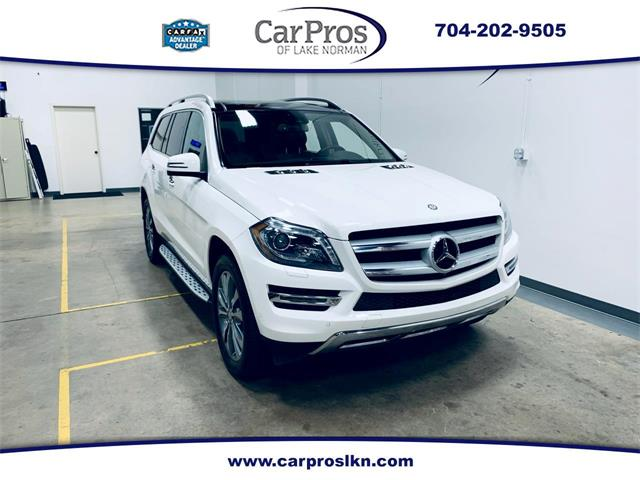 2016 Mercedes-Benz GL-Class (CC-1337750) for sale in Mooresville, North Carolina