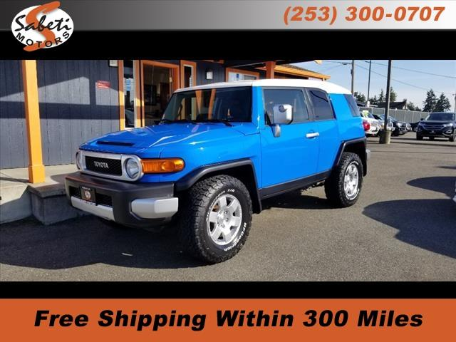 2007 Toyota FJ Cruiser (CC-1337752) for sale in Tacoma, Washington