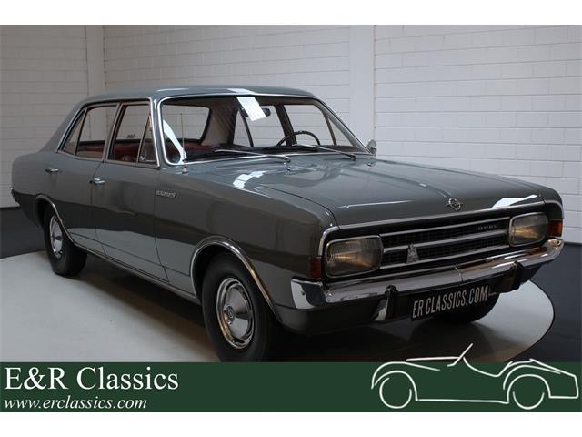 1967 Opel Olympia-Rekord (CC-1337764) for sale in Waalwijk, Noord-Brabant
