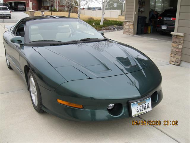 1995 Pontiac Firebird Trans Am (CC-1337770) for sale in Billings, Montana