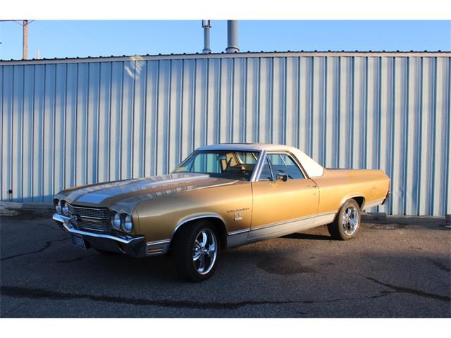 1970 Chevrolet El Camino SS (CC-1330778) for sale in Salt Lake City, Utah
