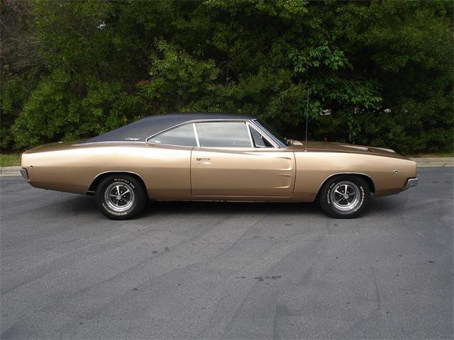 1968 Dodge Charger (CC-1330078) for sale in Raleigh, North Carolina