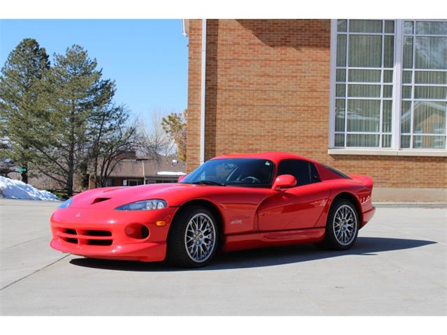2001 Dodge Viper (CC-1330780) for sale in Salt Lake City, Utah