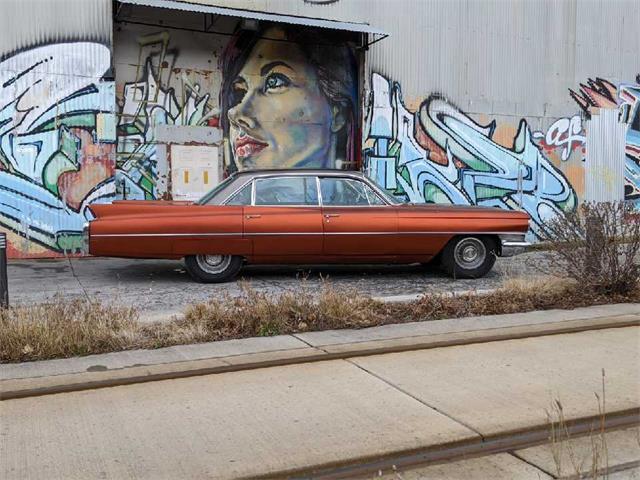 1963 Cadillac Series 62 (CC-1330781) for sale in Salt Lake City, Utah