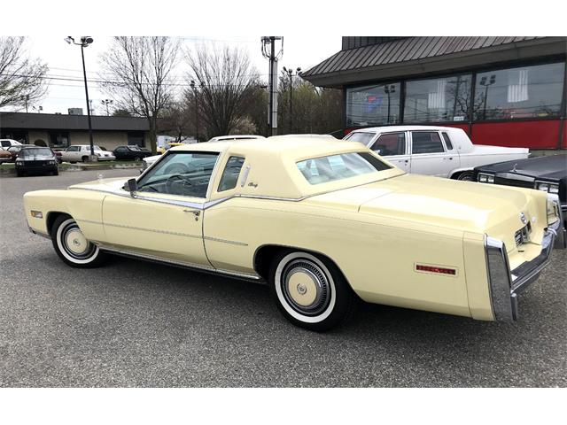 1978 Cadillac Eldorado Biarritz (CC-1337810) for sale in Stratford, New Jersey