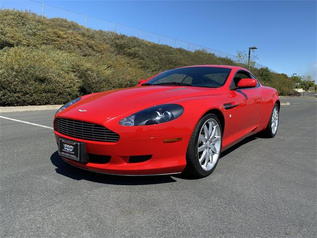 2005 Aston Martin DB9 (CC-1337818) for sale in Fairfield, California