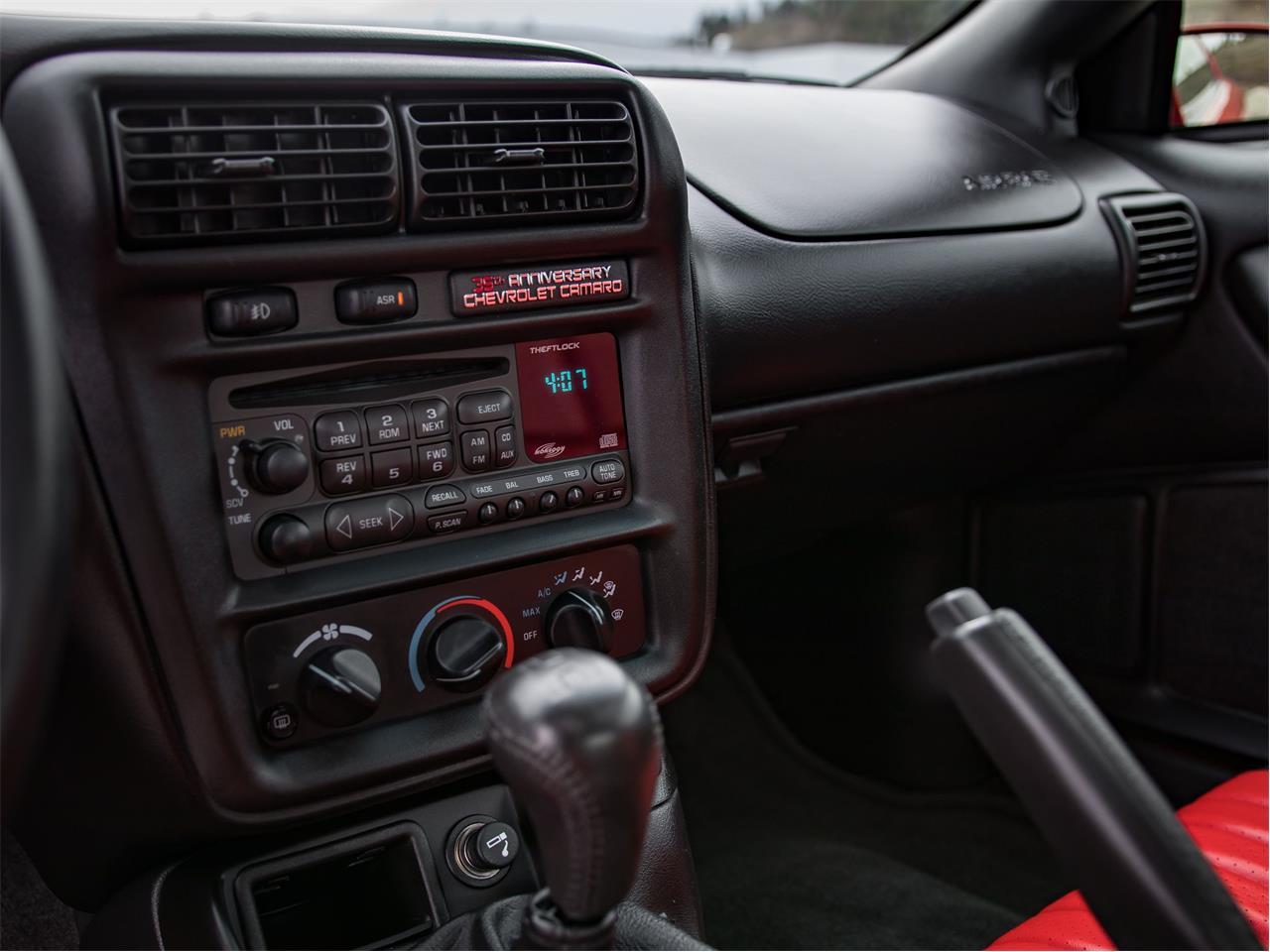 2002 Chevrolet Camaro (CC-1337831) for sale in Kelowna, British Columbia