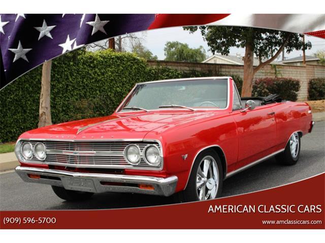 1965 Chevrolet Chevelle Malibu (CC-1337833) for sale in La Verne, California