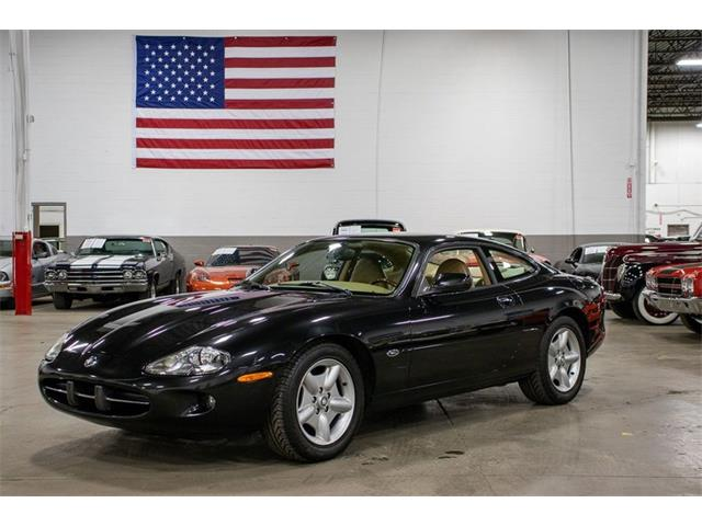 1997 Jaguar XK8 (CC-1330784) for sale in Kentwood, Michigan