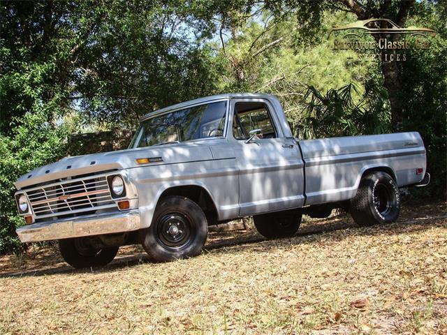 1969 Ford F100 (CC-1337841) for sale in Palmetto, Florida