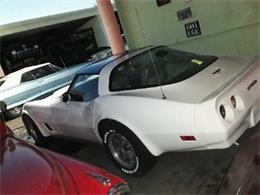 1981 Chevrolet Corvette (CC-1337845) for sale in Miami, Florida