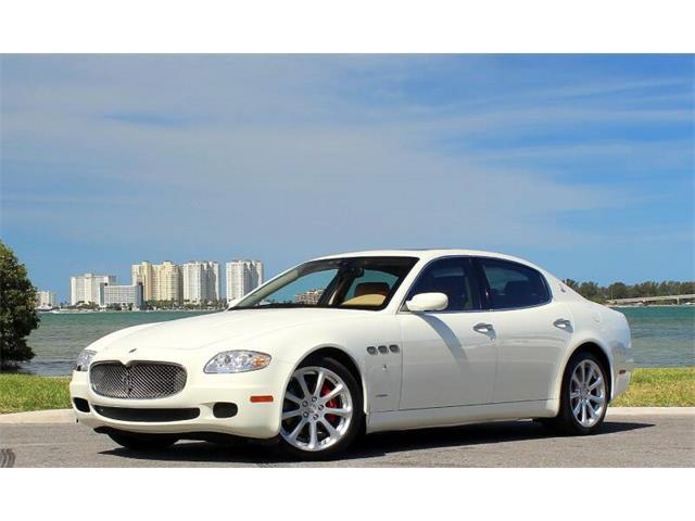2008 Maserati Quattroporte (CC-1337856) for sale in Clearwater, Florida