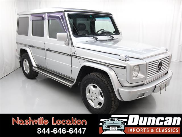 1993 Mercedes-Benz G-Class (CC-1330788) for sale in Christiansburg, Virginia