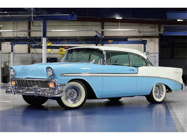 1956 Chevrolet Bel Air (CC-1337886) for sale in Conroe, Texas