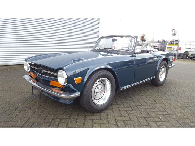 1973 Triumph TR6 (CC-1337898) for sale in Waalwijk, Noord-Brabant