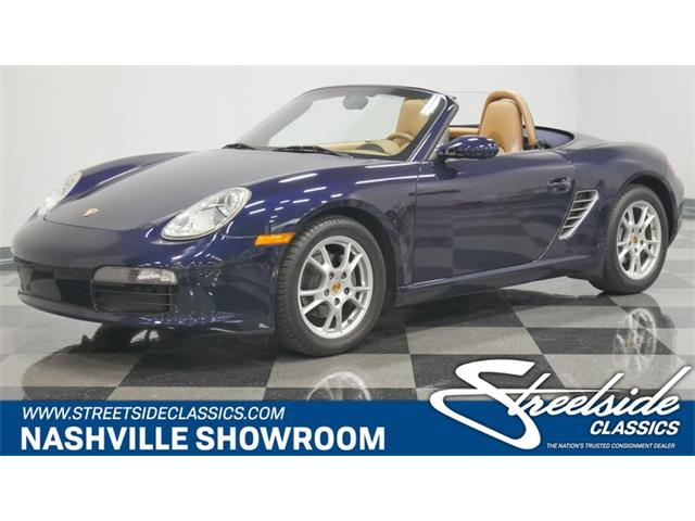 2008 Porsche Boxster (CC-1330790) for sale in Lavergne, Tennessee