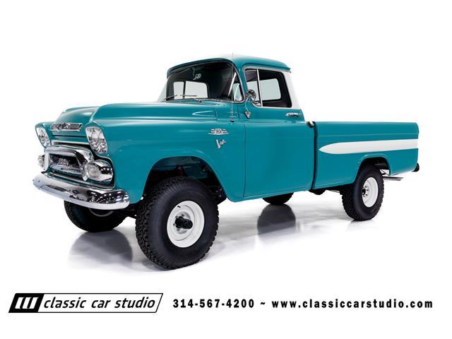 1959 GMC 100 (CC-1337904) for sale in Saint Louis, Missouri