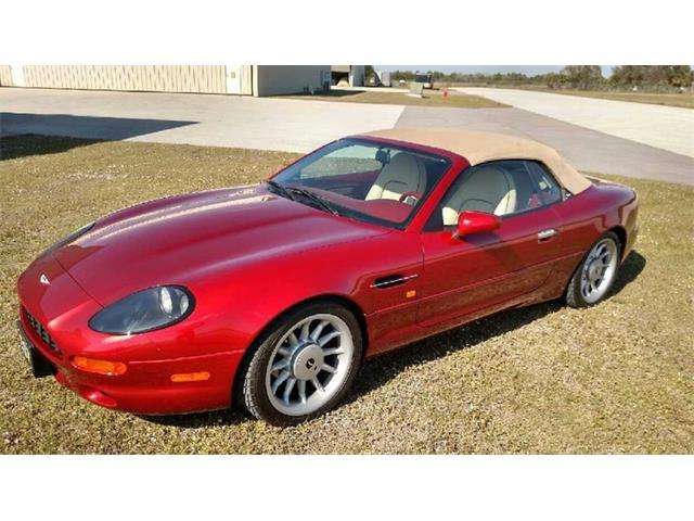 1997 Aston Martin DB7 (CC-1337922) for sale in Punta Gorda, Florida