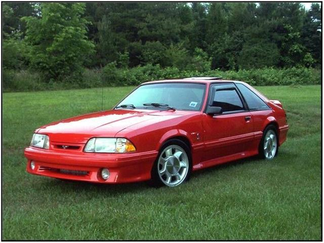 1993 Ford Mustang (CC-1337925) for sale in Punta Gorda, Florida