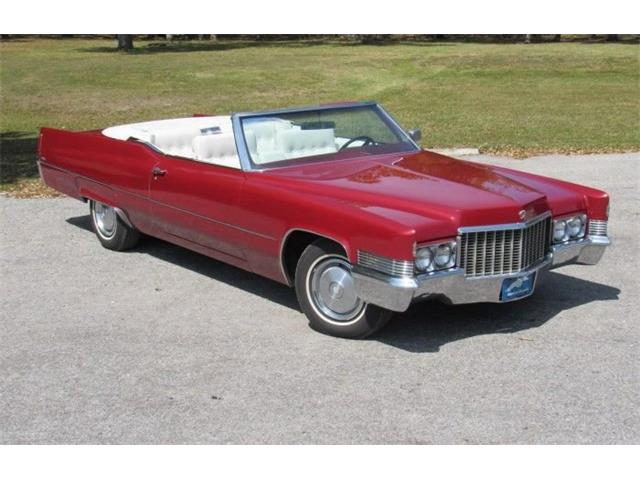 1970 Cadillac DeVille (CC-1337934) for sale in Punta Gorda, Florida