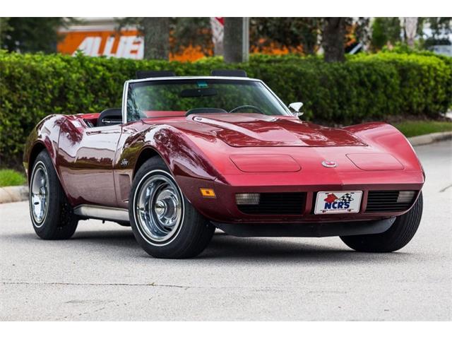 1974 Chevrolet Corvette (CC-1337936) for sale in Punta Gorda, Florida