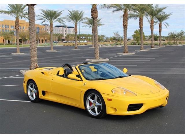 2001 Ferrari 360 (CC-1337937) for sale in Punta Gorda, Florida