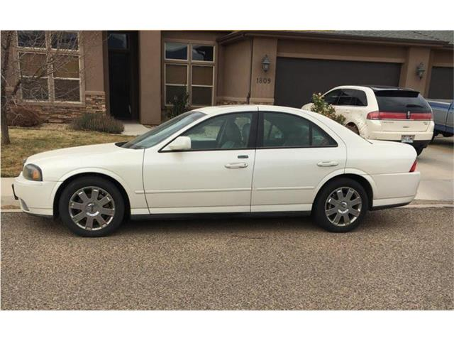 2003 Lincoln LS (CC-1337954) for sale in Parowan, Utah