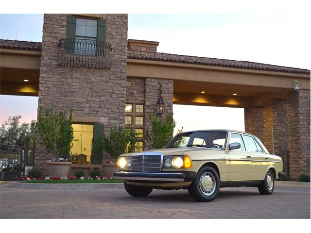 1977 Mercedes-Benz 300D (CC-1337964) for sale in Chandler , Arizona