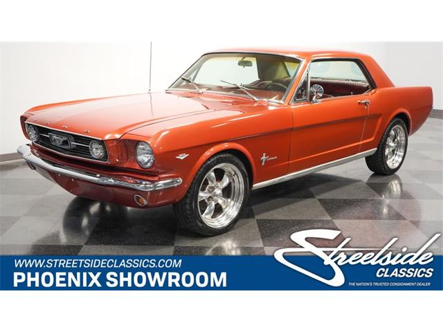 1966 Ford Mustang (CC-1337975) for sale in Mesa, Arizona