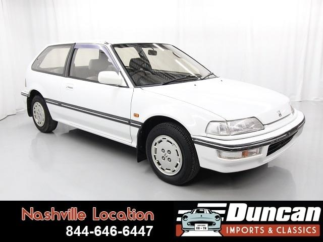 1991 Honda Civic (CC-1337978) for sale in Christiansburg, Virginia