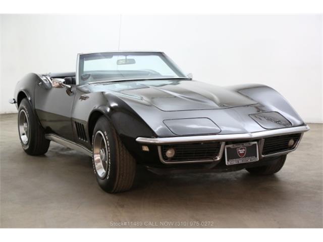 1968 Chevrolet Corvette (CC-1337989) for sale in Beverly Hills, California