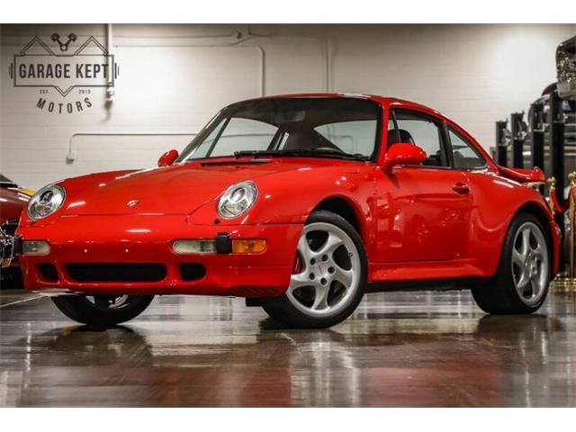 1996 Porsche 911 (CC-1330800) for sale in Grand Rapids, Michigan