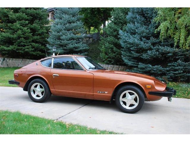 1978 Datsun 280Z (CC-1338029) for sale in Cadillac, Michigan